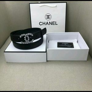 Authentic Chanel belt
